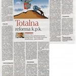 Felieton prokuratora Jacka Skały o nowlizacji KPK Rzeczpospolita 2 lipca 2013