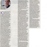 Potrzebna bardzo gróba skóra - felieton rzecznika prasowego o specyfice zawodu prokuratora .20.09.2013