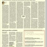 Samorząd śledczych do naprawy - felieton Tomasza Salwy w Dzienniku Gazecie Prawnej